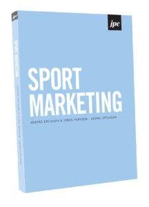 Bild på boken om SportMarketing andra upplagan